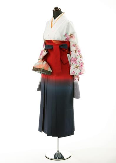 卒業式 袴セット / 0001