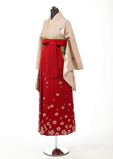 卒業式 袴セット / 0009