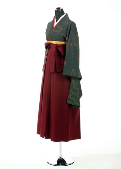 卒業式 袴セット / 0013