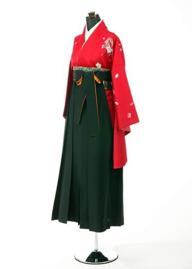 卒業式 袴セット / 0015