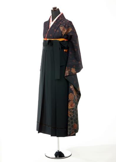 卒業式 袴セット / 0017