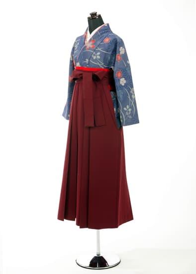 卒業式 袴セット / 0018