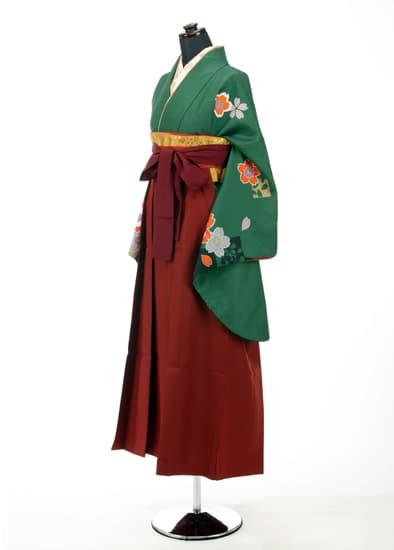 卒業式 袴セット / 0025
