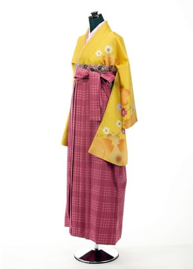 卒業式 袴セット / 0026