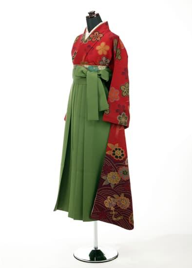 卒業式 袴セット / 0027