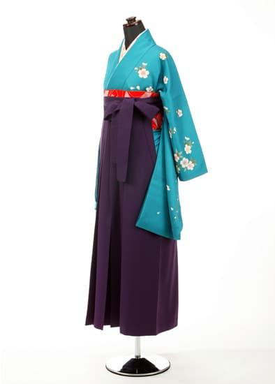 卒業式 袴セット / 0028