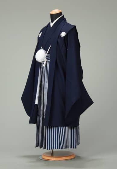 五歳紋付袴セット0002