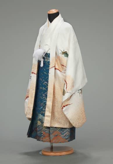 五歳紋付袴セット0005