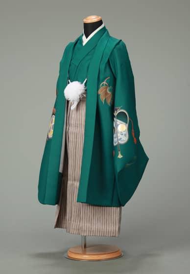 五歳紋付袴セット0006