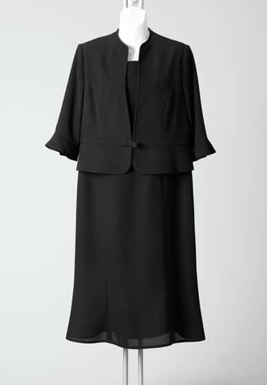 ブラックフォーマル0019 ワンピース