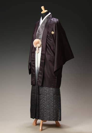 紋付袴セット0021