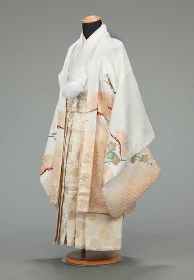 五歳紋付袴セット0024
