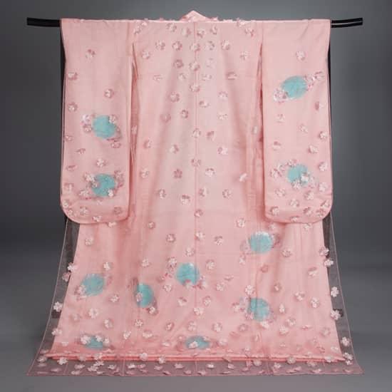 ピンクオーガン 桜チラシ