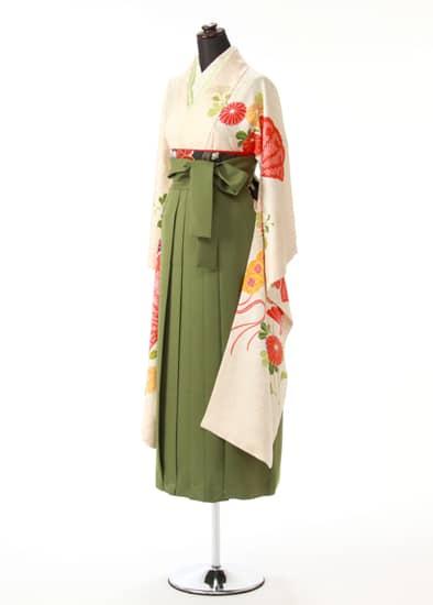 卒業式 袴セット / 0039
