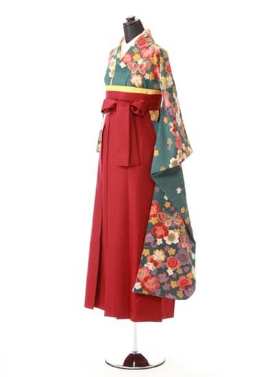 卒業式 袴セット / 0040