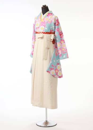卒業式 袴セット / 0042