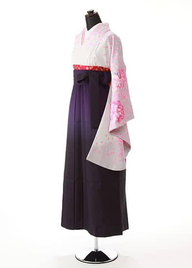 卒業式 袴セット / 0043