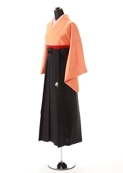 卒業式 袴セット / 0045