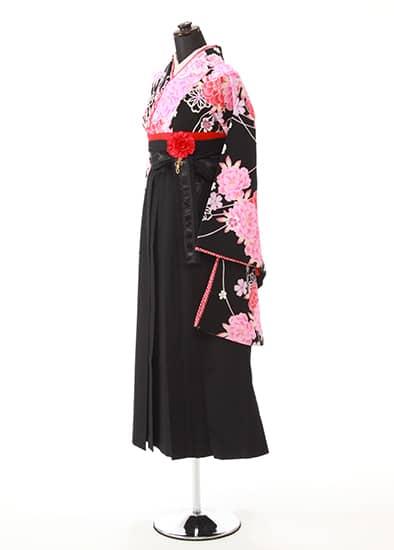 卒業式 袴セット / 0046