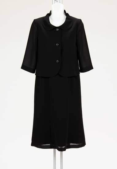 ブラックフォーマル0026 ワンピース