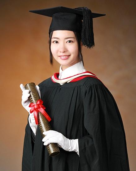 201803 [4枚] 女子卒業式